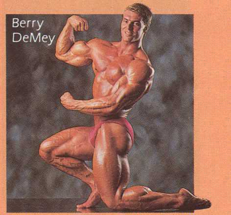 berry demey photos