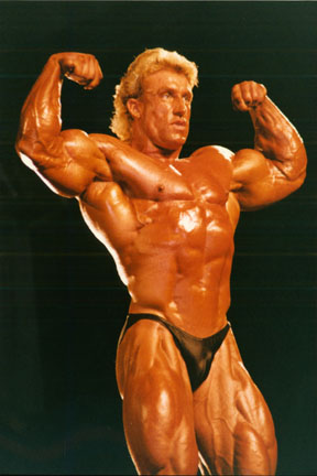 dorian yates photos