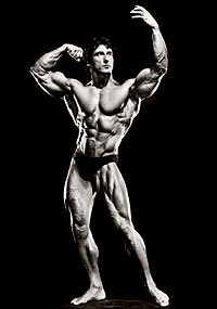 frank zane photos