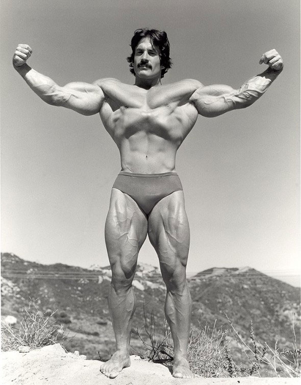 mike mentzer photos