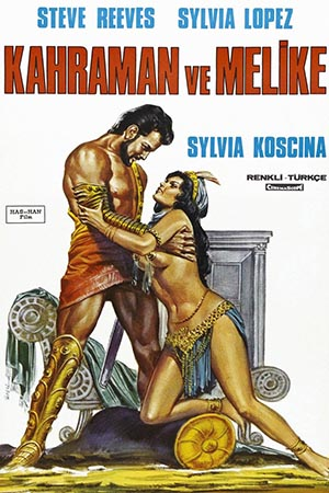 Turkish Hercules Unchained poster