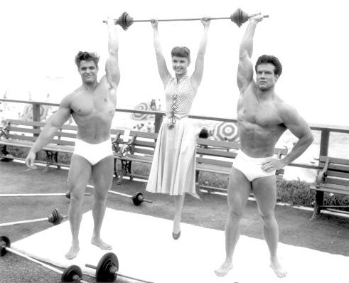 steve reeves the white warrior