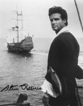 steve reeves, morgan the pirate