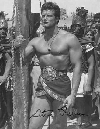 steve reeves Randus - son of Spartacus